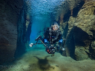 Timo dersch journalist diver writer underwater photographer